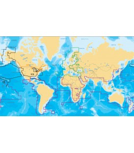 Navionics Silver ROW (Rest Of the World)