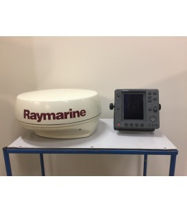 "RL70C Plus + 2D 18"" 2kW Radar"