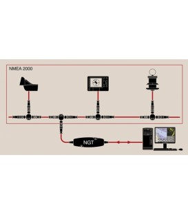 Actisense NGW-1-USB (NMEA0183(USB) - NMEA2000)