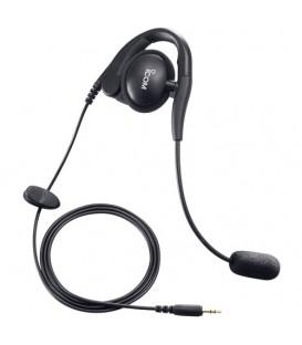 HS-94 öronmussla med bom-mikrofon
