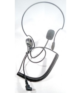 PRO-LWB 25L Behind head type light weight headset (2,5mm)
