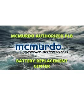 McMurdo Fastfind PLB 210 Batteribyte