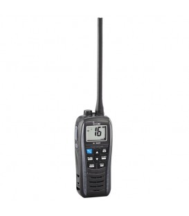 Icom IC-M25 Bärbar Marinradio Grå
