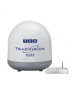 KVH TracVision TV5 Automatisk skew