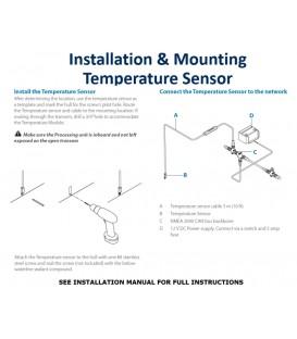 Simrad Temperatursensor NMEA 2000