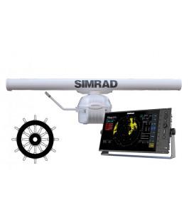 Simrad R3016 + 12U/6X IMO