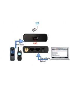 Satellit Wi-Fi HotSpot - RedPort Optimizer