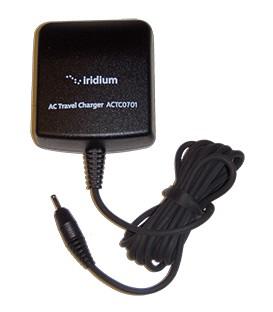 AC laddare Iridium 9575, 9555, 9505A
