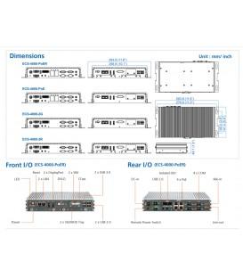 Aqeri 31003 1,66Mhz, 2GB RAM, 80GB Automotive HDD