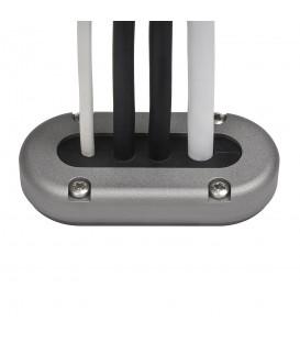 DeckSeal DS-Multi Vattentթ)t genomfթԳring med aluminiumhթԳlje
