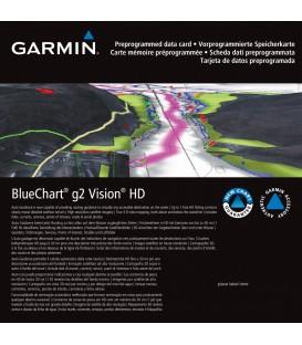 Bluechart G3 VISION HD Område 459