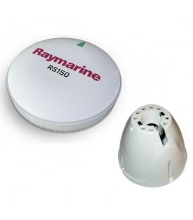 Raymarine RS150 GPS-sensor med stolpmontering