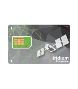 Iridium Kontantkort 200 min / 180dgr
