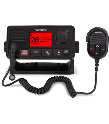 Raymarine Ray63 (inbyggd GPS, NMEA 2000, option extra handset)
