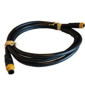 NMEA 2000 Micro-C Medium duty cable. 2 m (6.5 ft)