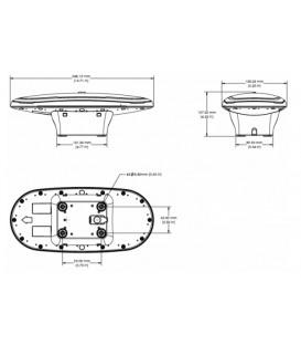 V200 Surface Mounting Kit